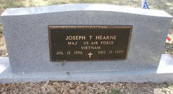 Maj Joseph Truman Hearne