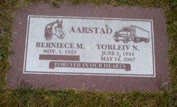 Berniece M. Aarstad