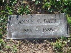 Annie G. Baer