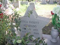 Estela <i>Vasquez</i> Alvarado