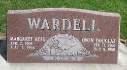 Margaret <i>Rees</i> Wardell