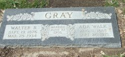 Ada Lilly <i>Walk</i> Gray