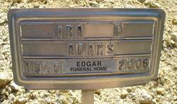 Ira Doyle Adams