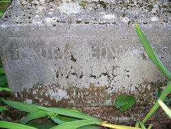 Laura <i>Edwards</i> Wallace
