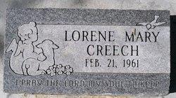 Lorene Mary Creech