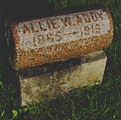 William Albert Allie Addy