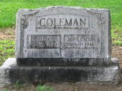 Lavell <i>Kays</i> Coleman