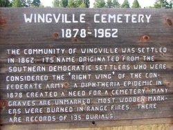 Wingville Cemetery