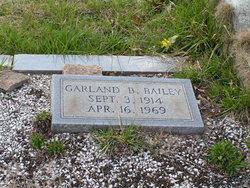 Garland B. Bailey