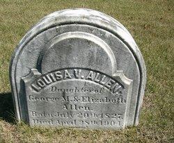 Louisa V. Allen