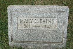 Mary C. Bains