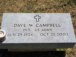 Dave W Campbell