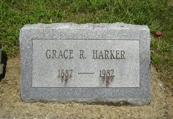 Grace <i>Reed</i> Harker
