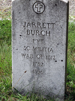 Jarrett Orson Burch, Sr