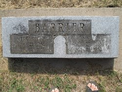 Virginia J. <i>Harding</i> Barrier