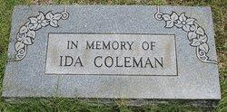 Ida Coleman