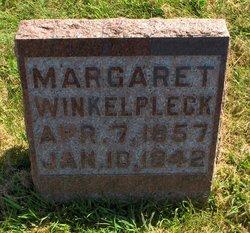 Margaret <i>McMullen</i> Winkelpleck