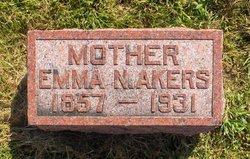 Emma N. <i>Enfield</i> Akers