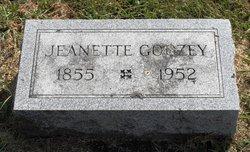 Jeanette <i>Burt</i> Goozey