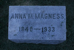 Anna M. Magness