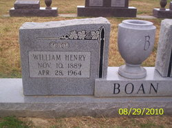 William Henry Boan