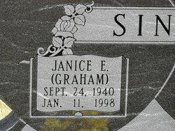 Janice Earline <i>Graham</i> Sinn