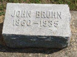 John Bruhn
