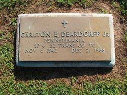 Carlton E. Deardorff, Jr