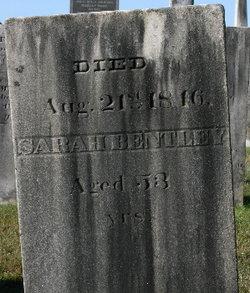 Sarah Bentley