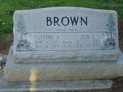 Clifford Alvin Brown