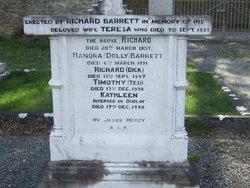 Richard Dick Barrett