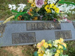 Roxie <i>Cox</i> Hester