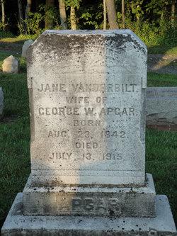 Jane <i>Vanderbilt</i> Apgar