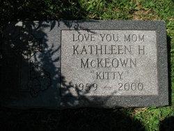 Kathleen Kitty <i>Hannon</i> McKeown
