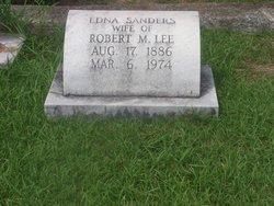 Edna <i>Sanders</i> Lee