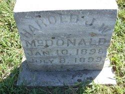 Harold J.W. McDonald