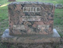 Rosa <i>Auten</i> Miller