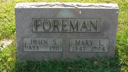 John S. Foreman