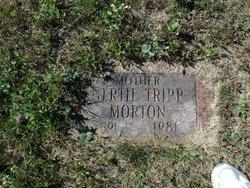 Gertie <i>Tripp</i> Morton