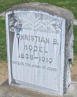 Christian B Hodel