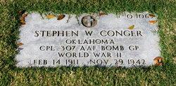 Corp Stephen Warren Conger