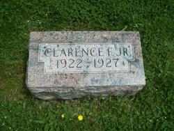 Clarence F Baudendistel, Jr
