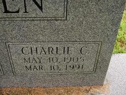 Charlie Cordell Allen