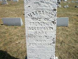 Margaret Eva <i>Bach</i> Ackerman