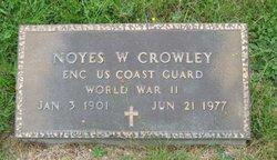 Noyes W Crowley