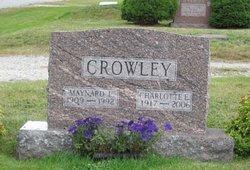 Charlotte Evelyn <i>McCollum</i> Crowley