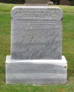 Octavia Evelyn <i>Dobbin</i> Crowley