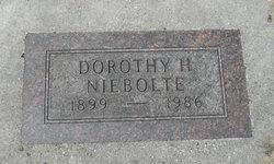 Dorothy E <i>Hunkins</i> Niebolte