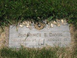 Florence E. <i>Clements</i> Davis
