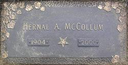 Hernal Arvine <i>Smeltzer</i> McCollum